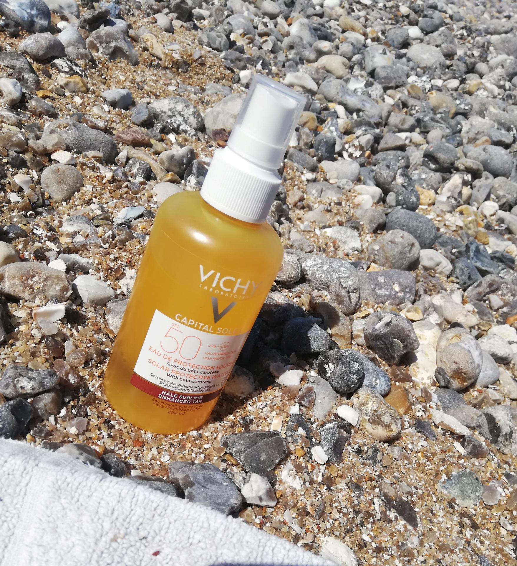 Vichy protection solaire